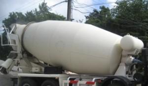 concrete mixer drums
