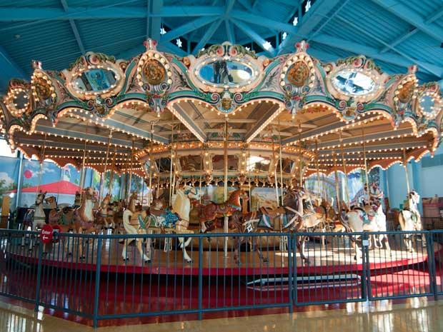 Indoor carousels from Beston
