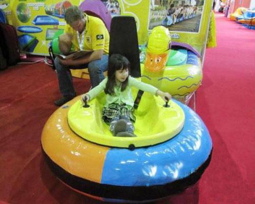 pvc inflatable bumper cars