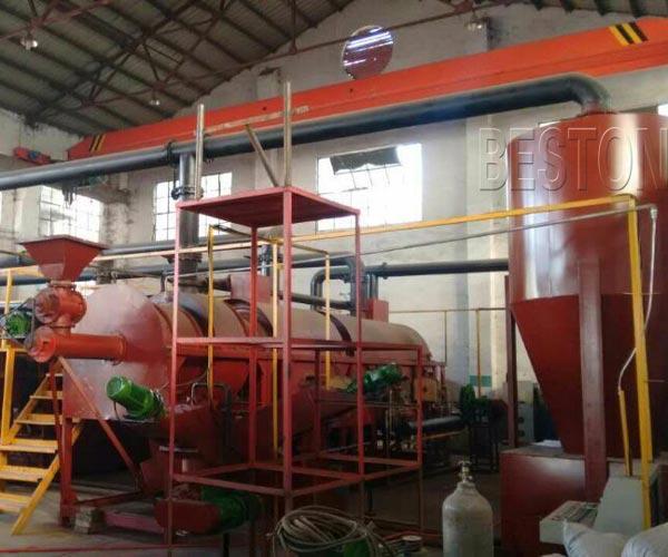 Biomass-Carbonizing-Machine