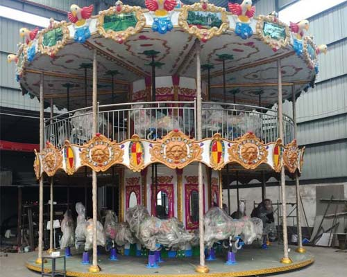 Buy rides carousel from China