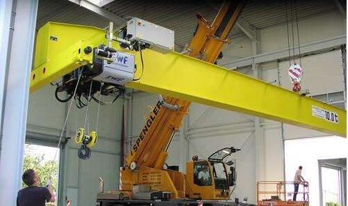 Overhead Crane small