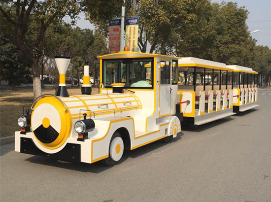 Beston Trackless Train for Parks