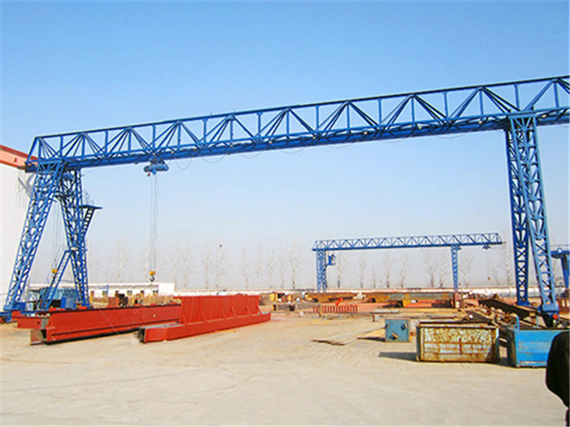 Buy 10 ton girder gantry crane for sale