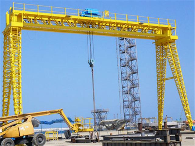Truss gantry crane equipment