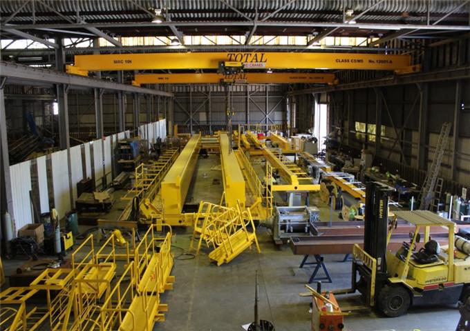 3,2 ton overhead crane for sale