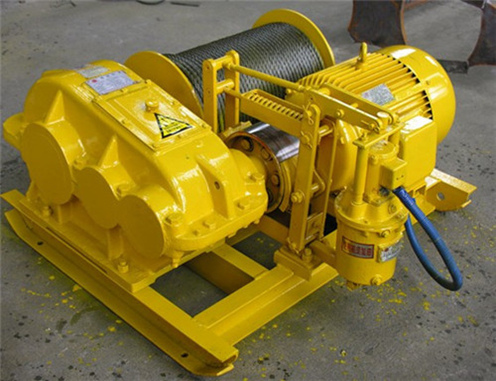 electric winch for business