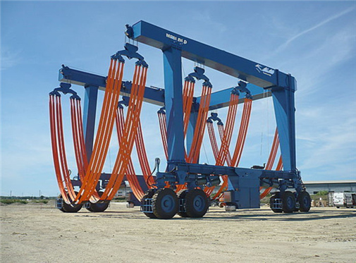 100 ton boat lift for your business